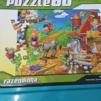 Quebra cabeça  puzzle e pedagógico ( kit com 2 ) -  - puzzle