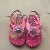 Chinelo Barbie - 22 - ipanema e Grendene
