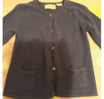 Casaco de linha Zara - 24 a 36 meses - Zara Baby