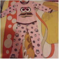 Pijama corujinhas - 24 a 36 meses - Importada