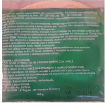 Bolsinha para cólica com gel - Sem faixa etaria - Divino Bebê