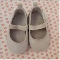 Sapato em couro cor gelo Babo Uabu - 15 - Babo Uabu