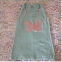 Regata borboleta - 3 anos - LX Têxtil
