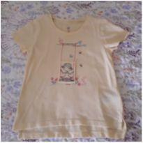 Blusinha menina no balanço - 3 anos - Baby Gap