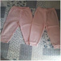 Dupla calças de pijama - 6 a 9 meses - Bb2