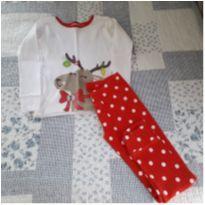 Pijama rena - 4 anos - Carter`s