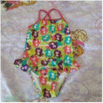 Maiô foquinhas - 4 anos - Puket