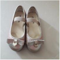 Sapato dourado Marisol - 23 - Marisol