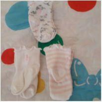 3 pares de meias Ralph Lauren
