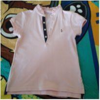 Camisa pólo rosa Ralph Lauren - 3 anos - Ralph Lauren