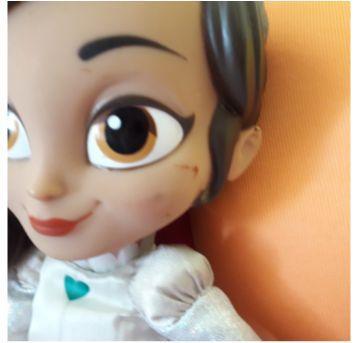 Boneca Princesa Nella musical. Canta e fala. - Sem faixa etaria - DTC