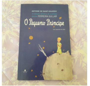 Livro O pequeno Príncipe - Sem faixa etaria - Editora AGIR