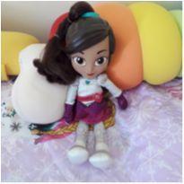 Boneca Princesa Nella musical. Canta e fala. -  - DTC