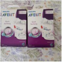 19 saquinhos esterilizadores para mamadeiras Avent -  - Avent Philips
