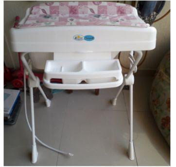 Banheira Burigotto Milênia Peixinhos rosa com assento redutor para recém-nascido - Sem faixa etaria - Burigotto
