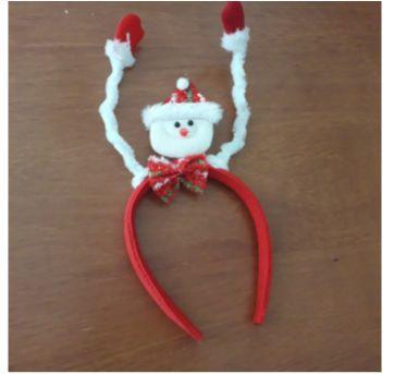 Arco Papai Noel - Sem faixa etaria - Sem marca