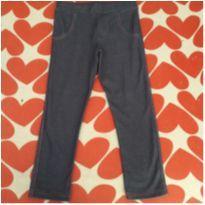 Legging imita jeans - 4 anos - Basic+ Kids