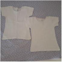 2 camisetas básicas Carter`s - 4 anos - Carter`s