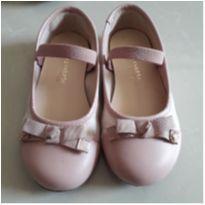 Sapato rosa bebê Capodarte - 23 - Capodarte