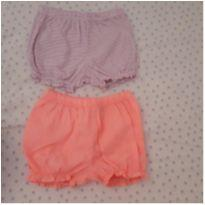 Kit 2 shortinhos - 12 a 18 meses - Carter`s