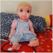 Boneca Cinderela Baby -  - Disney