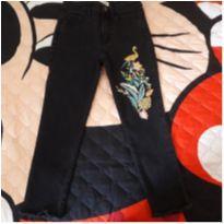 Calça jeans preta Zara Girls (7 anos) - 7 anos - Zara