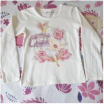 Blusa manga longa Elian (4 anos) - 4 anos - Elian