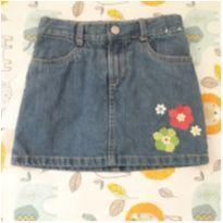 Saia jeans Gymboree (4 anos) - 4 anos - Gymboree