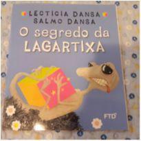 Livro O segredo da lagartixa (Editora FTD) -  - Editora FTD