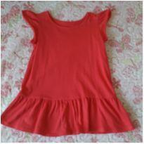 Batinha rosa escura Baby Gap (Veste 3 e 4 anos) - 3 anos - Baby Gap