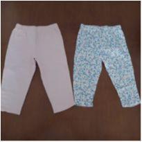 Kit 2 calças  de pijama Carter`s (18 meses) - 18 meses - Carter`s