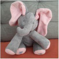Elefante musical Peek-a-Boo -  - Importada