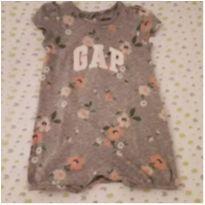 Macaquinho/Romper Baby Gap (18 a 24 meses) - 18 a 24 meses - Baby Gap