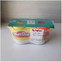 Kit 2 potinhos de massinha Play Doh -  - Play-Doh
