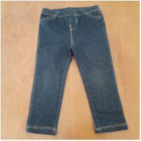 Legging jeans escuro Baby Gap (18-24 meses) - 18 a 24 meses - Baby Gap