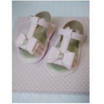 Sandália rosa bebê - 14 - Pimpolho