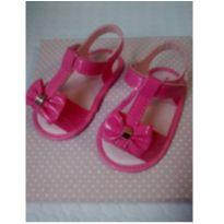 Sandália rosa pink - 15 - Pimpolho