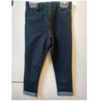 Calça legging jeans - 3 anos - Kiabi