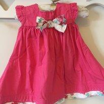 Vestido rosa Teddy Boom - 9 a 12 meses - Teddy Boom