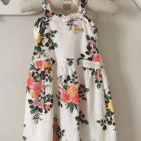Vestido florido Milon - 2 anos - Milon
