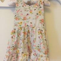 Vestido florido Marisol - 2 anos - Marisol