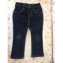 Calça Jeans OshKosh escura - 2 anos - OshKosh