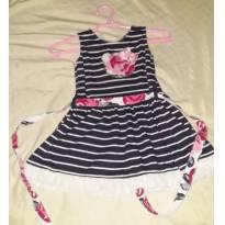 Vestido Ursinha - 9 a 12 meses - Have Fun