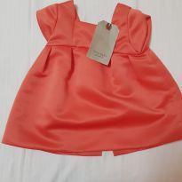 Vestido bebê Zara - 6 a 9 meses - Zara Baby