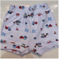 Shorts em malha - 9 a 12 meses - yoyo Baby