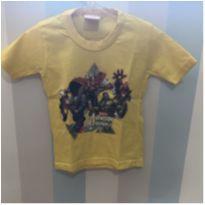 Camiseta Super Heróis - 1 ano - MARVEL
