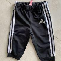 Calça adidas original - 3 a 6 meses - Adidas