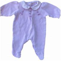 Saída de maternidade chique lilás - Recém Nascido - Silmara