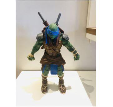 Tartaruga Ninja - articulado - Leonardo - Sem faixa etaria - Multibrink