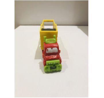 Trash Pack  Trash wheels - Caminhão cegonha - Sem faixa etaria - DTC